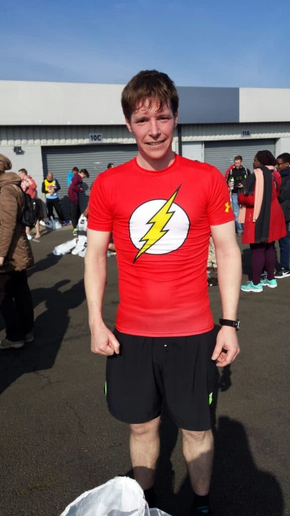 Can I run like The Flash?