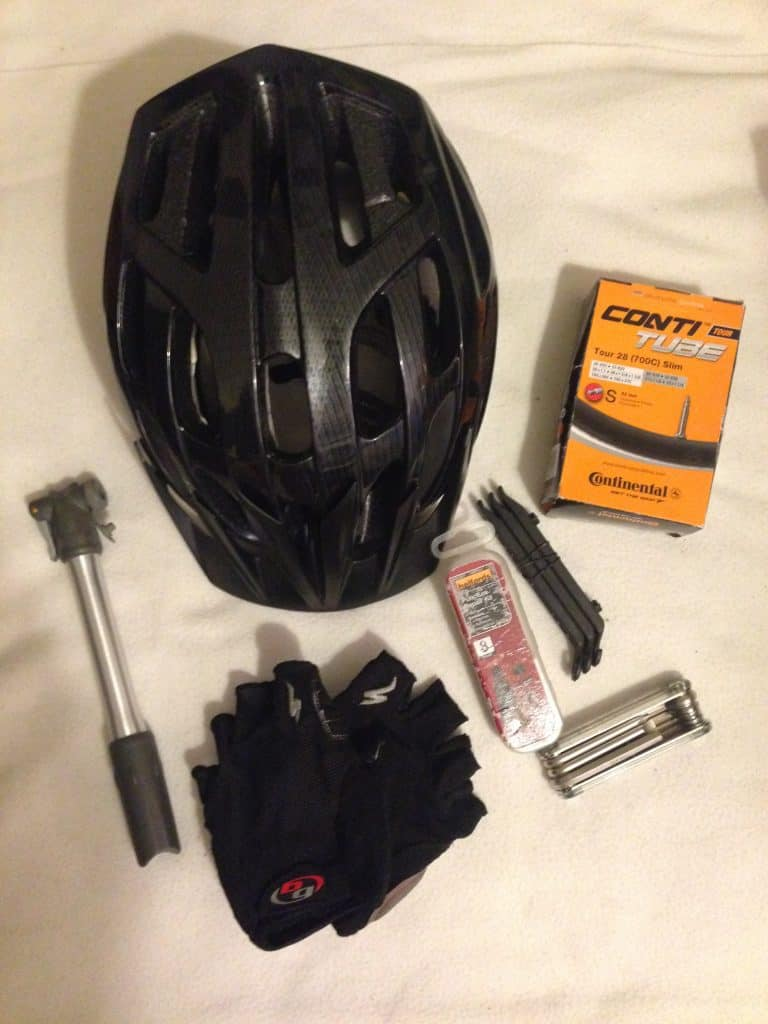 A selection of bits that help with the commute.