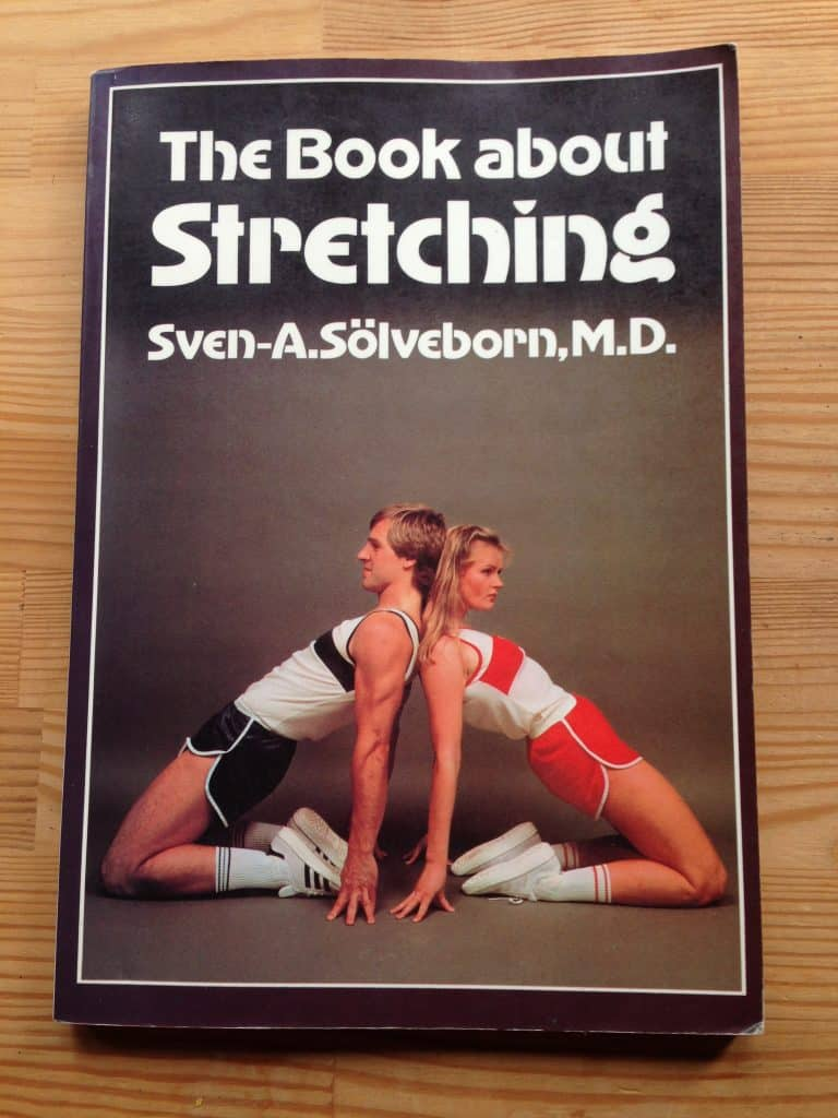 Book about Stretching