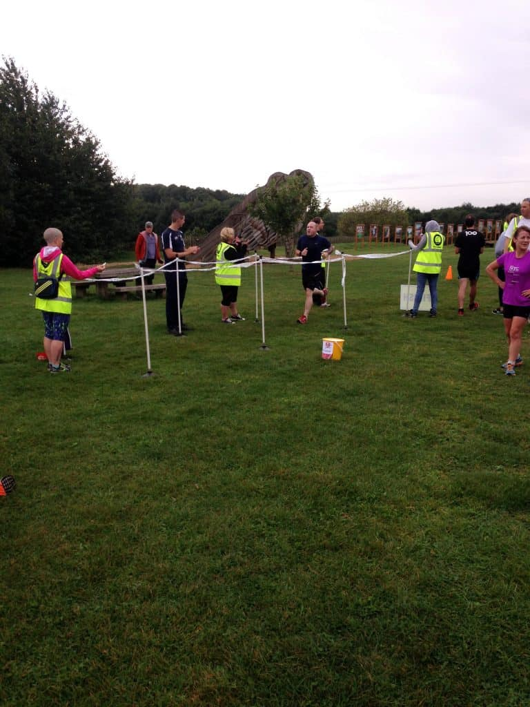 Rosliston Parkrun