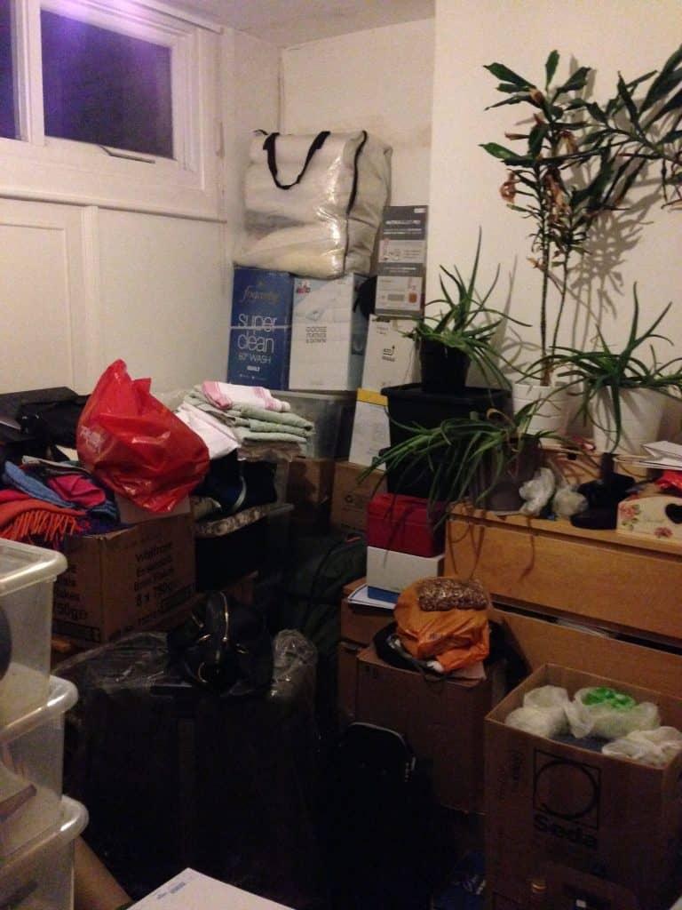 Spare Room Minimilism