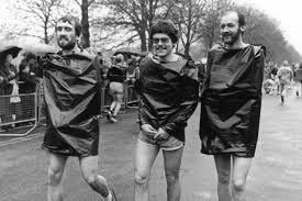 Runners in Bin liners