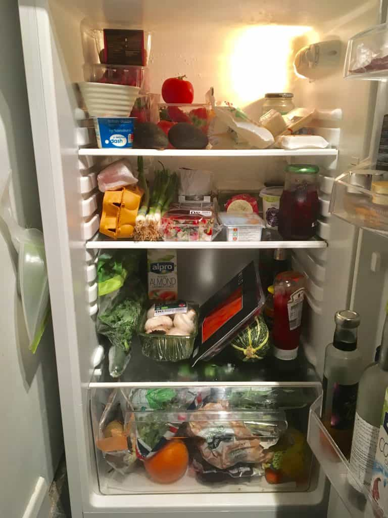 Fridge Food