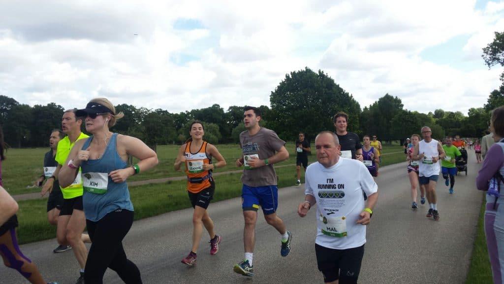 London 10 Run