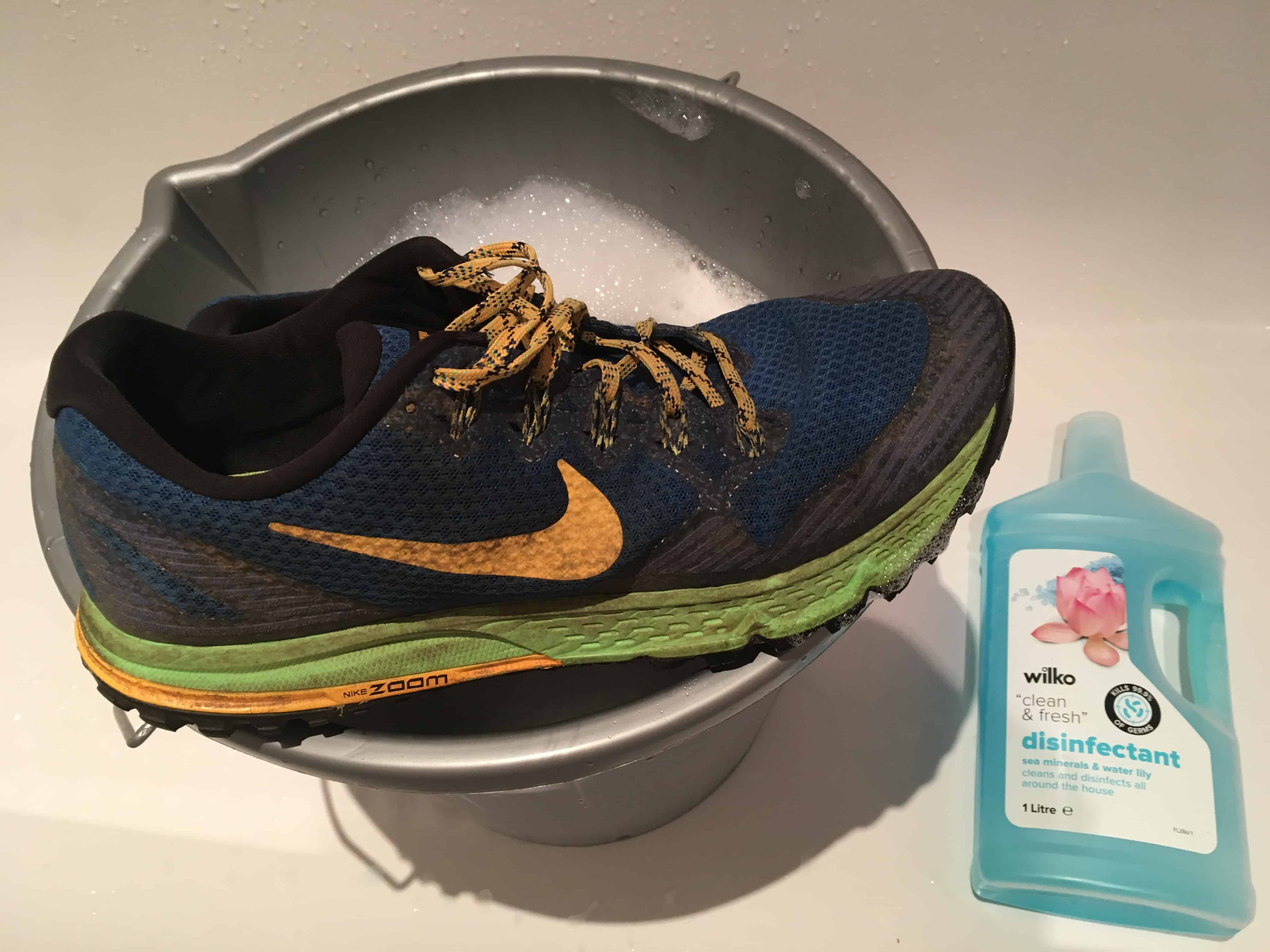 Remedy For Stinky Running Shoes