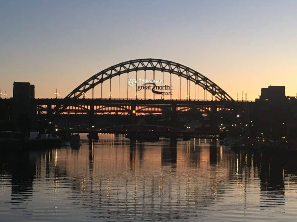 Great North Run Bridge