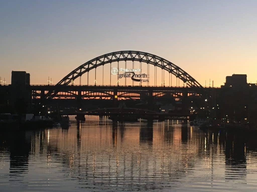 Great North Run Bridge