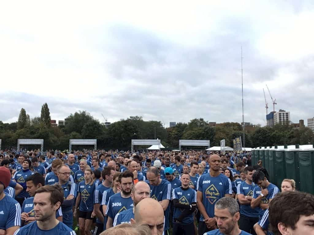 Shoreditch 10km start