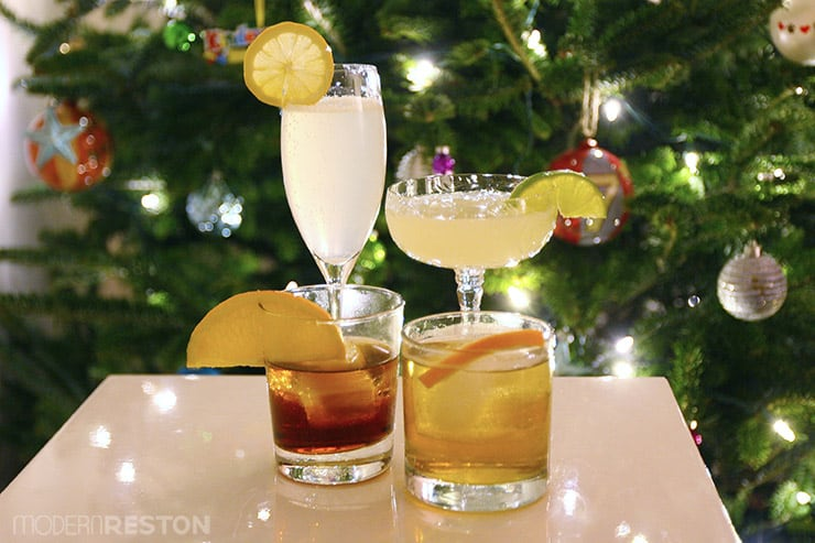 Cocktails Christmas