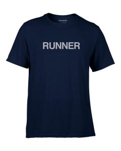 Running Top Navy