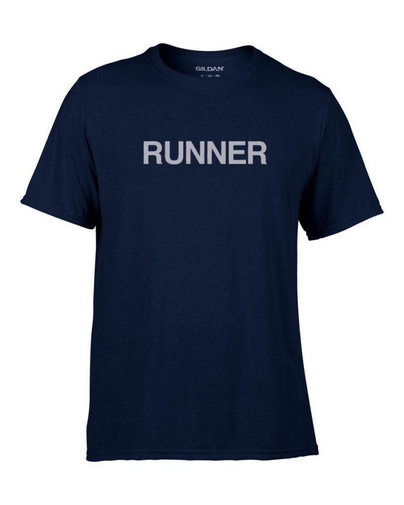 Running Top Navy