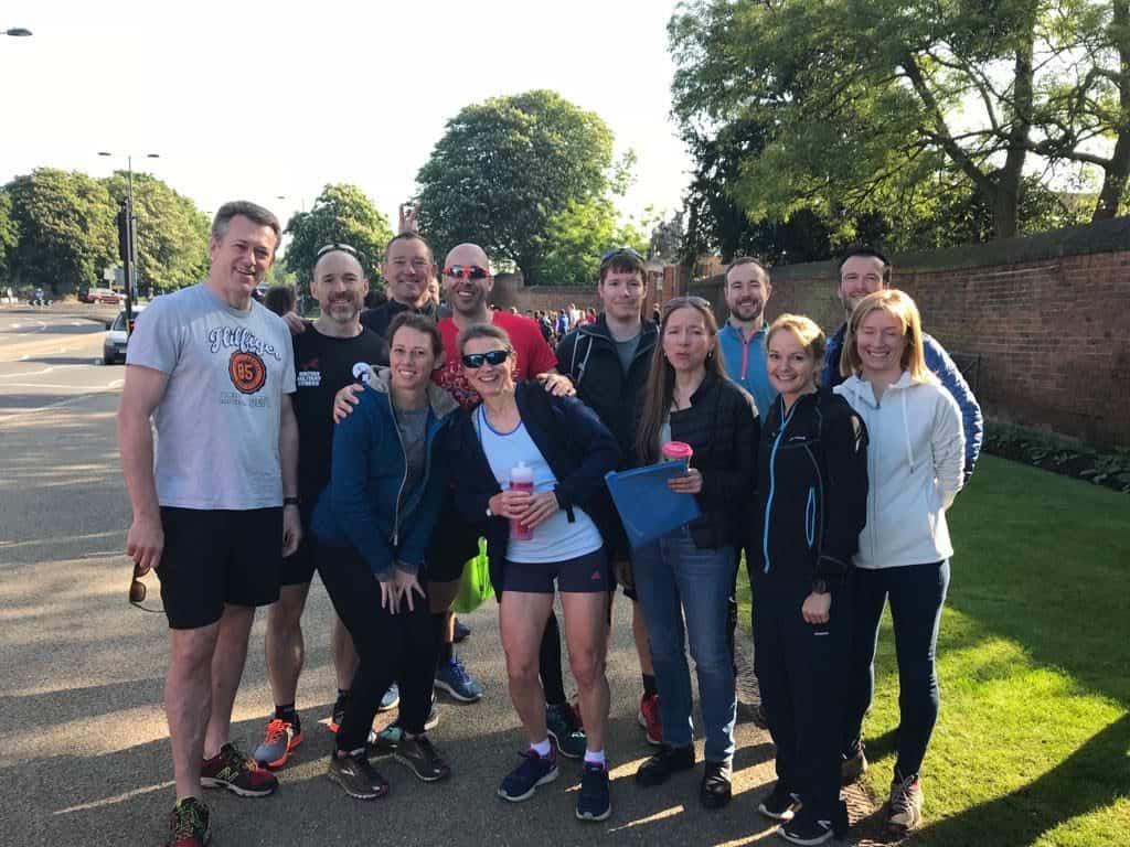 GBR Team Hampton Court