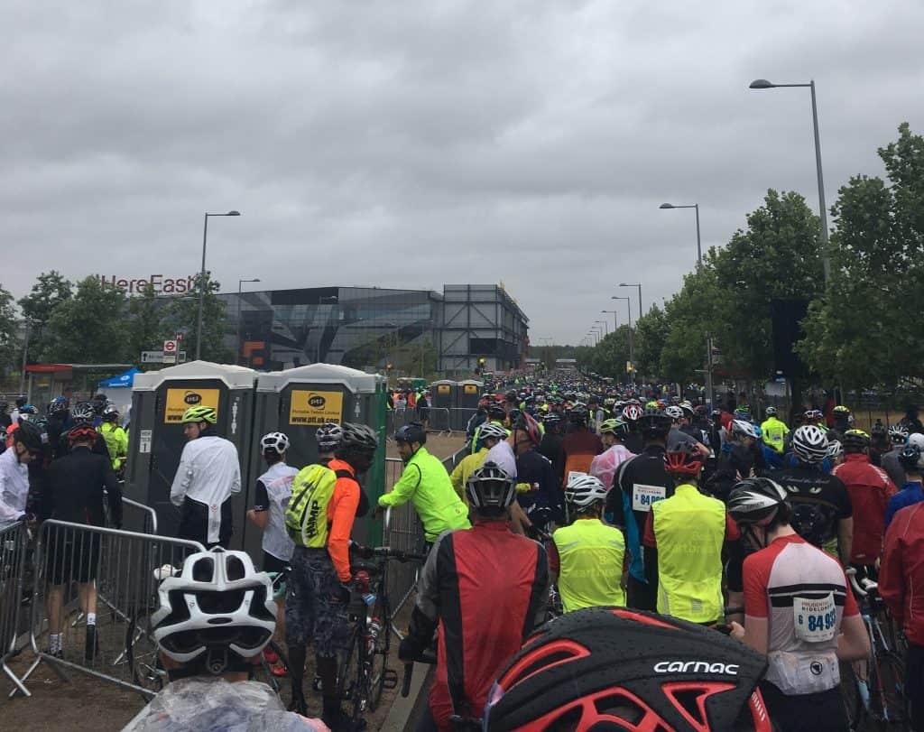 Ride London 2018 Start