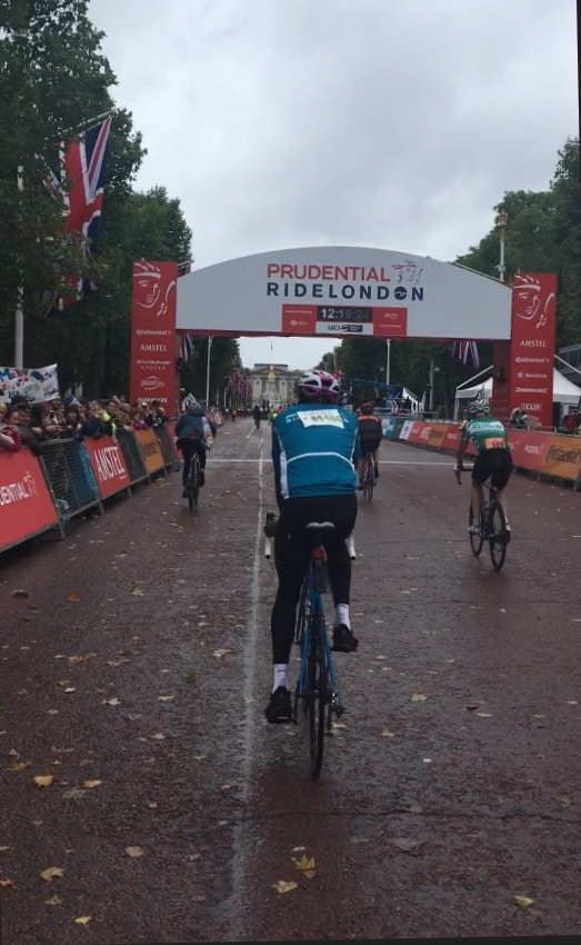 Ride London 2018 Finish