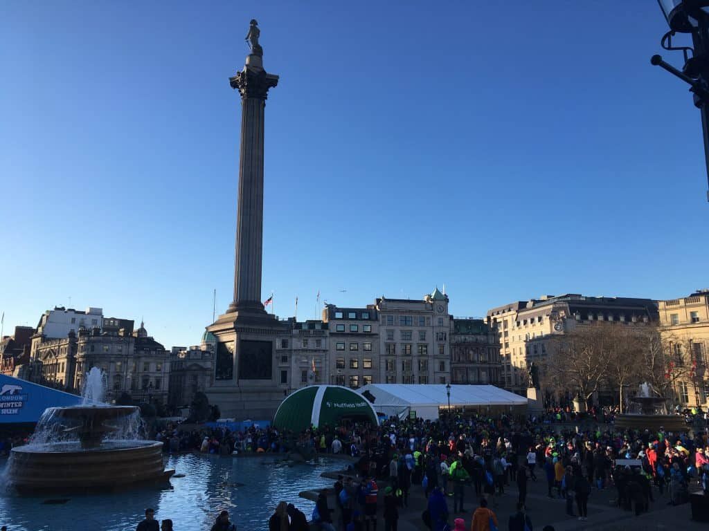 London Winter Run Event