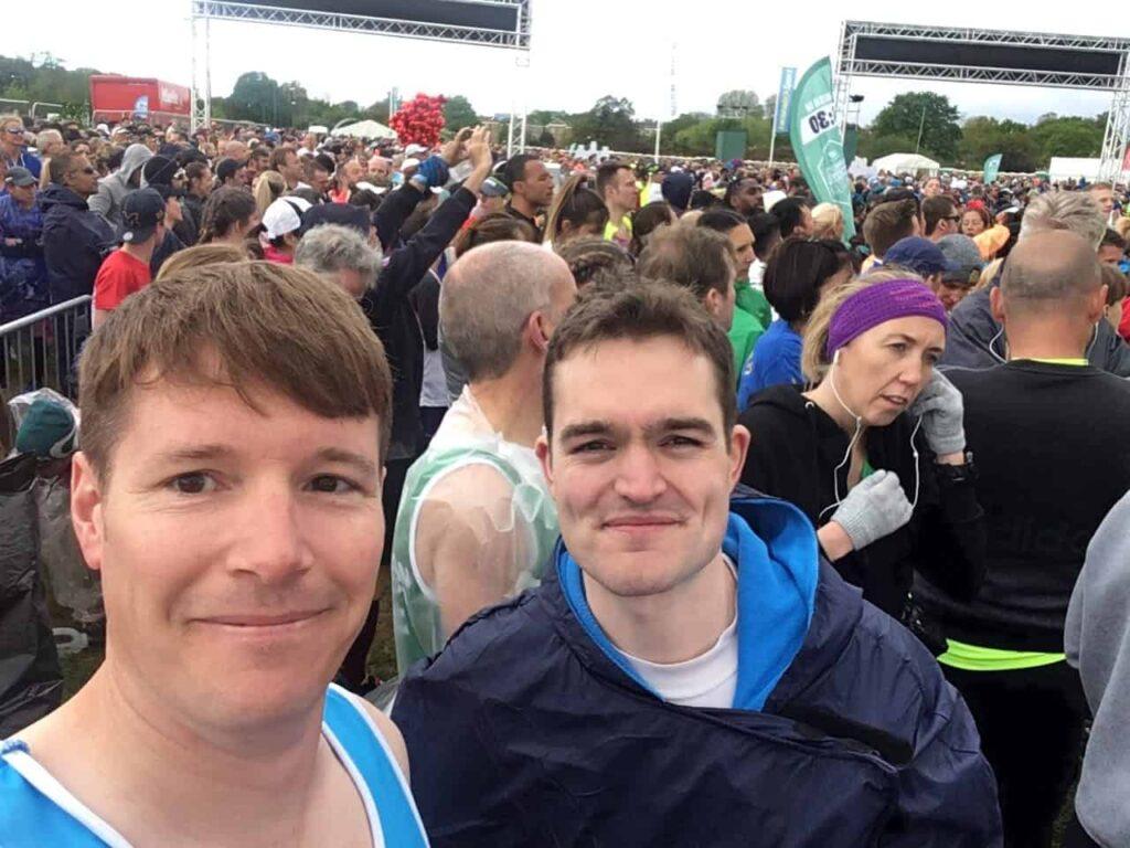 London Marathon 2019 Start