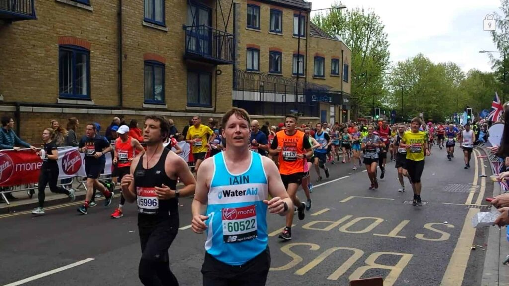 London Marathon 2019 Mid 2