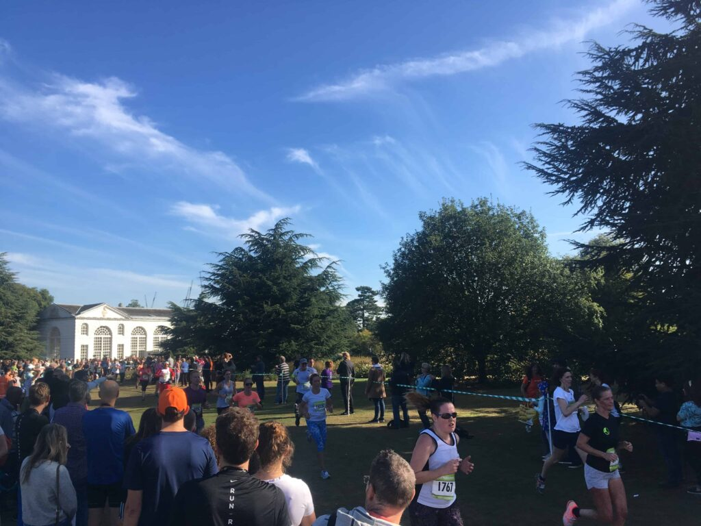 Kew-Gardens-10km-Finish