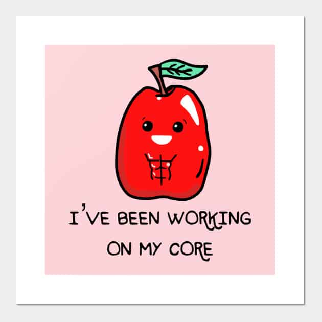 Working-my-core
