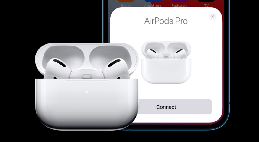 Apple-Airpod-connect